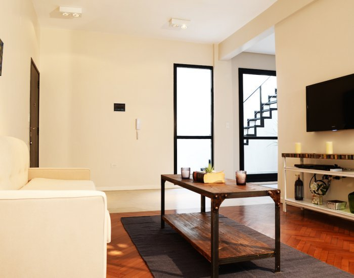 Ideal Apartment At BA's Top Members Club - Image 1 - Buenos Aires - rentals