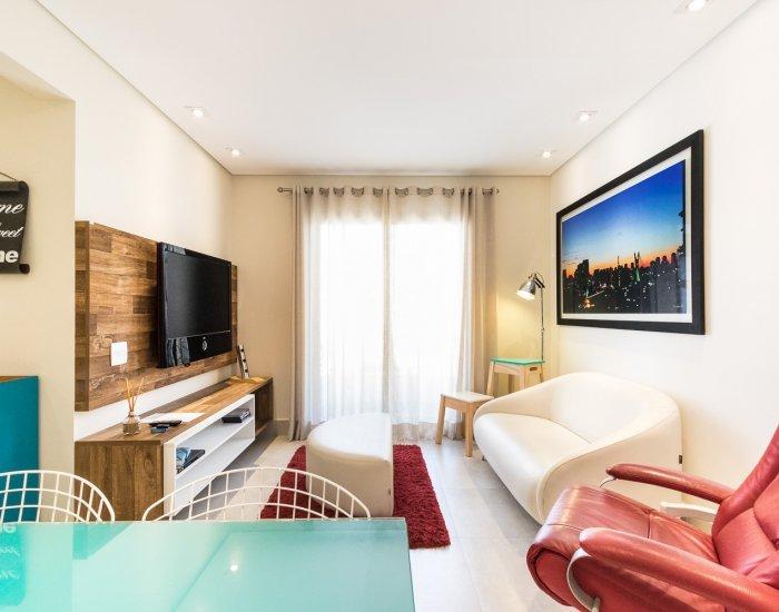 Charming 1 Bedroom Apartment in Itaim Bibi - Image 1 - Sao Paulo - rentals