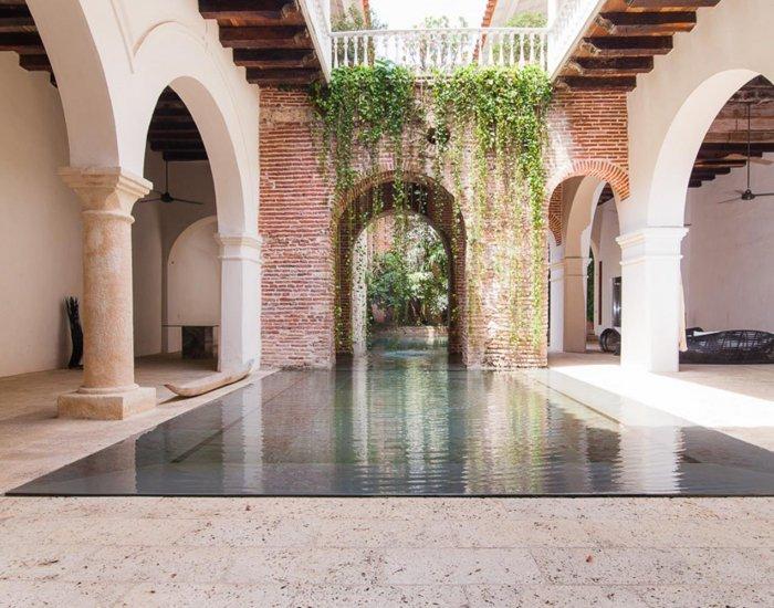 Luxury 7 Bedroom House in Old Town - Image 1 - Cartagena - rentals