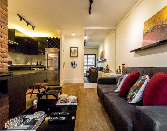 Modern 1 Bedroom Apartment in the Heart of Jardins - Image 1 - Sao Paulo - rentals