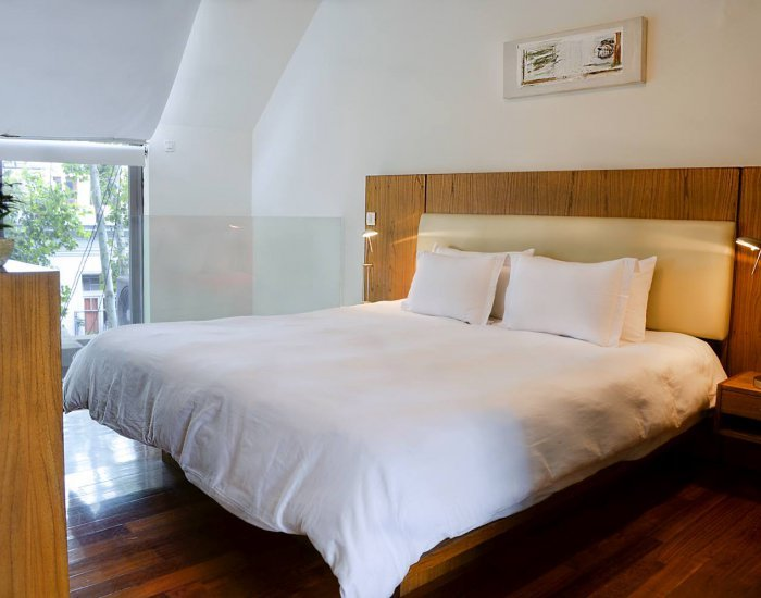 Buenos Aires - Penthouse Loft - Bedroom - Fabulous Loft in Palermo Soho - Buenos Aires - rentals