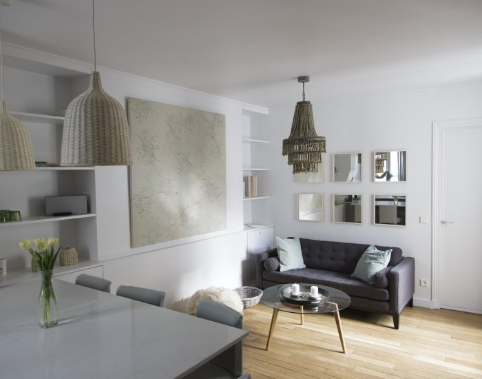 Charming 1 Bedroom Close to Invalides - Image 1 - Paris - rentals