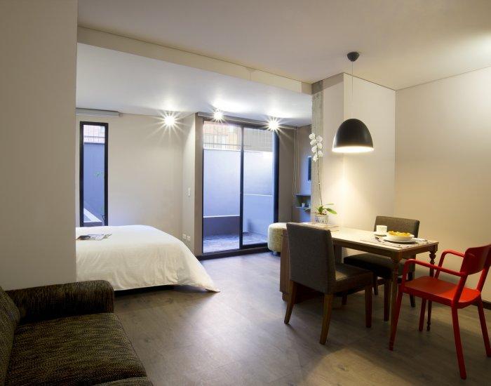 Trendy 1 Bedroom Studio in Chapinero Alto - Image 1 - Bogota - rentals