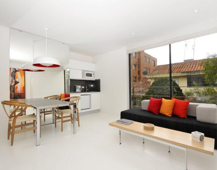Chic Studio Apartment in Santa Paula - Image 1 - Bogota - rentals