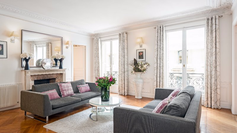 Luxury 3 bedroom Apartment in Saint Germain - Image 1 - Paris - rentals