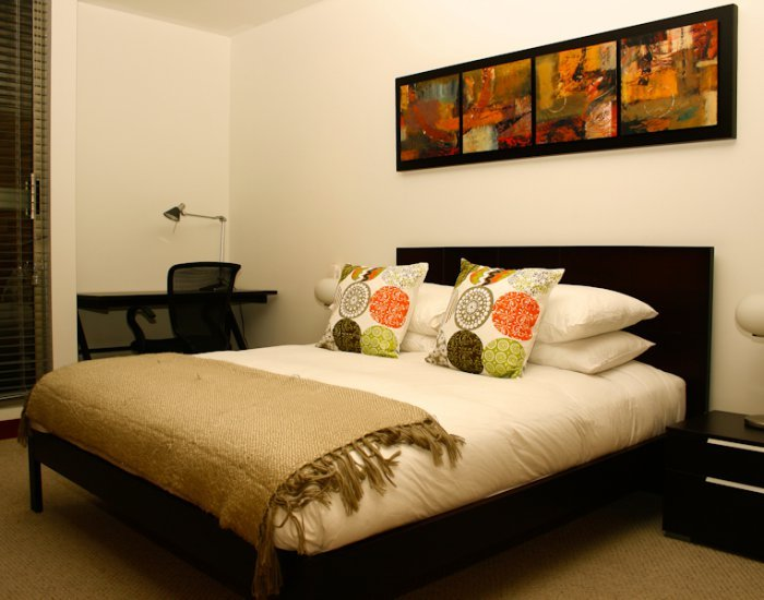 Comfortable 1 Bedroom in Zona T - Image 1 - Bogota - rentals