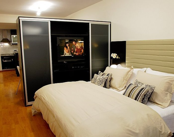 Buenos Aires - Rhythm Hub - Bedroom - Lovely 1 Bedroom Studio in Recoleta - Buenos Aires - rentals