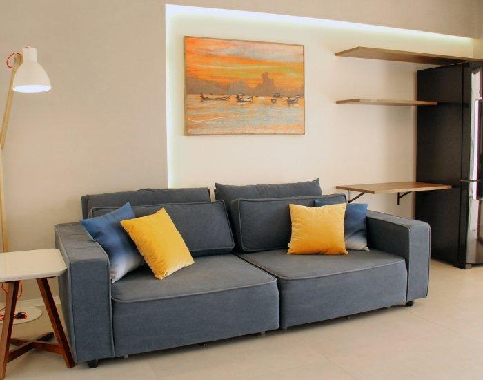 Minimalist 1 Bedroom Apartment in Barra da Tijuca - Image 1 - Rio de Janeiro - rentals