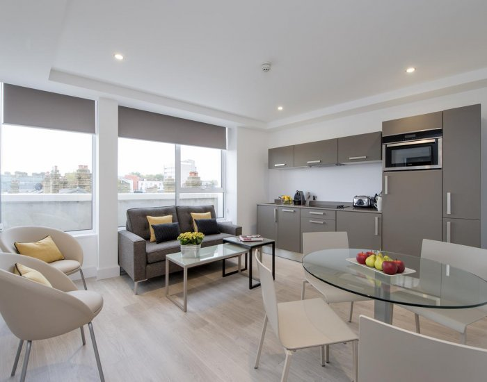 Stylish 2 Bedroom Apartment in Shoreditch - Image 1 - London - rentals