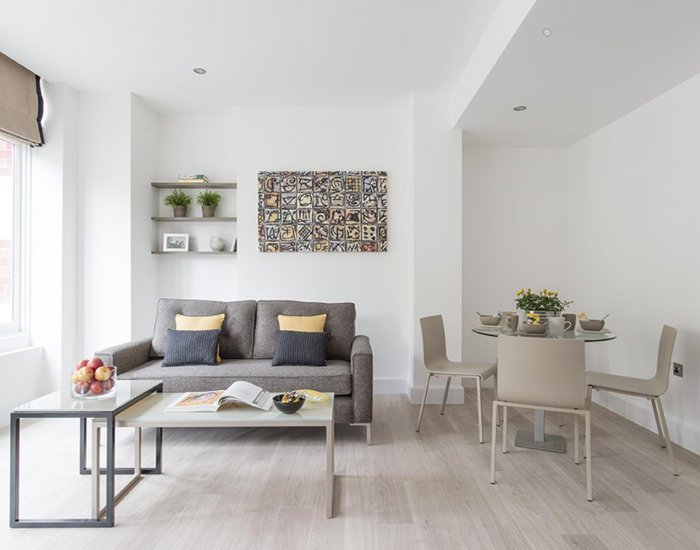 Modern & Elegant 1 Bedroom Apartment in Shoreditch - Image 1 - London - rentals