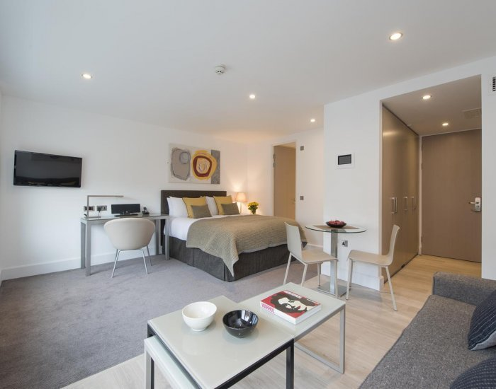 Cozy Studio Apartment in Central London - Image 1 - London - rentals
