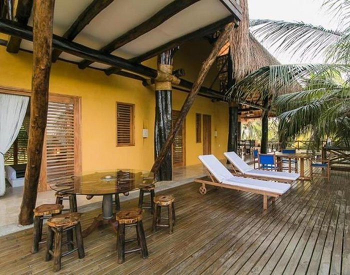 Gorgeous 4 Bedroom Villa on Tropical Barú Island - Image 1 - Isla Baru - rentals
