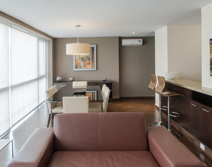 Simple Yet Modern 2 Bedroom Apartment in Santa Fe - Image 1 - Mexico City - rentals