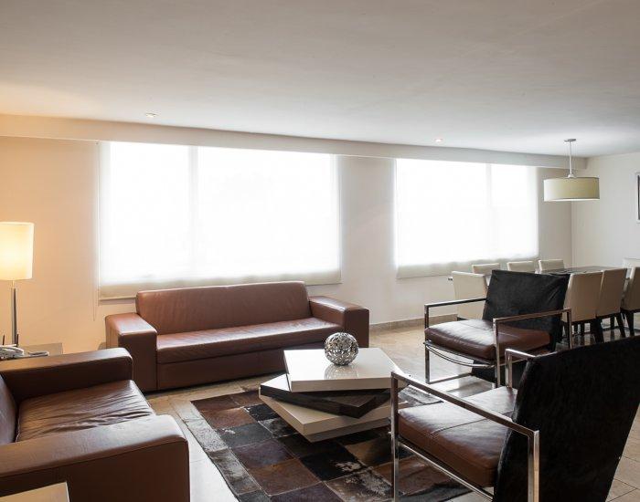 Incredible 3 Bedrooms Apartment in Santa Fe - Image 1 - Mexico City - rentals