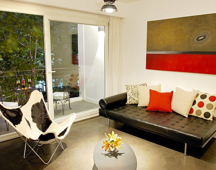 Buenos Aires - Soho Smooth - Living Room - Luxury 3 Bedroom Apartment in Palermo Soho - Buenos Aires - rentals