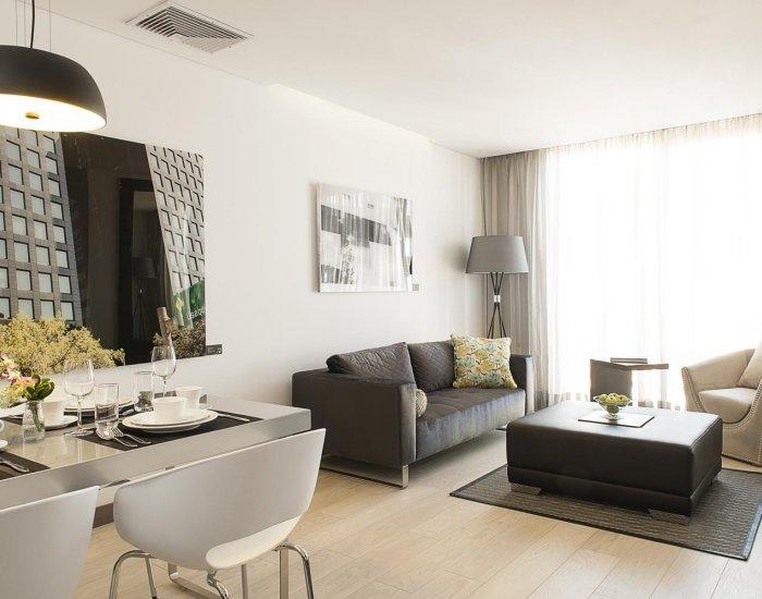 Gorgeous 1 Bedroom Apartment in Parque 93 - Image 1 - Bogota - rentals