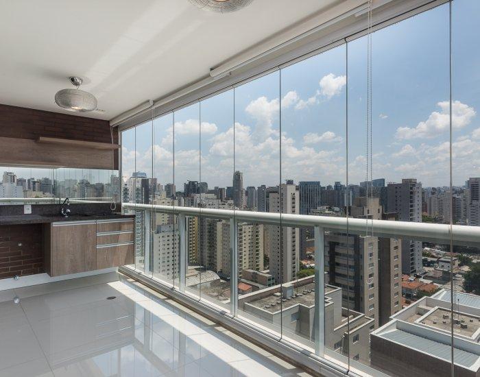 Sleek Studio Apartment in Vila Olimpia - Image 1 - Sao Paulo - rentals