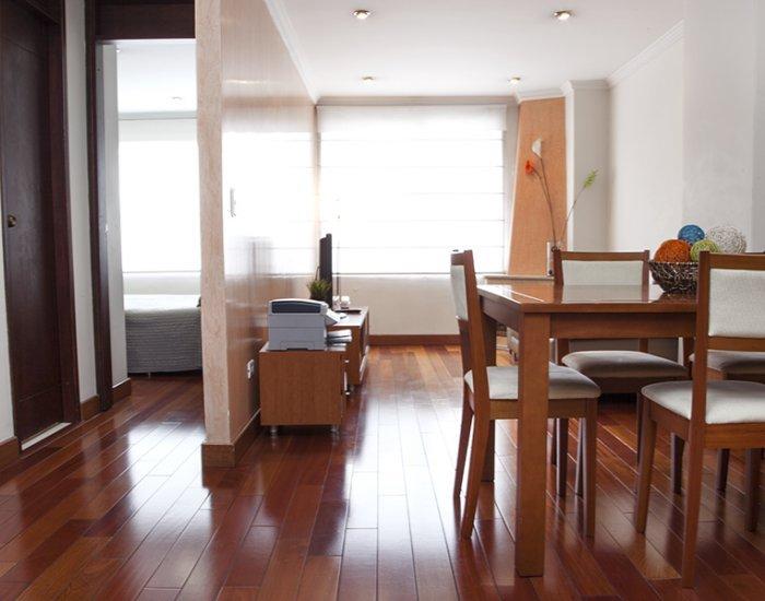 Modern 1 Bedroom Apartment in Virrey - Image 1 - Bogota - rentals