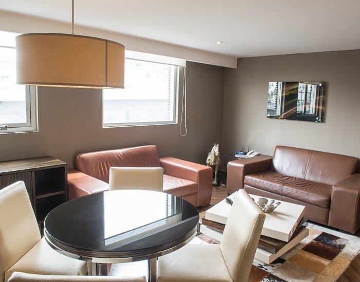 Sleek 1 Bedroom Apartment in Santa Fe - Image 1 - Mexico City - rentals
