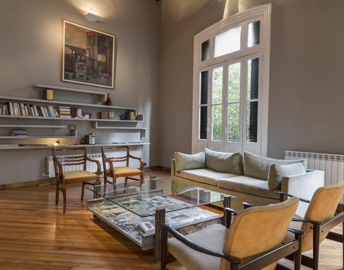 Buenos Aires - The Aerie - Living Room - 2 Bedroom Duplex in Palermo Soho - Buenos Aires - rentals