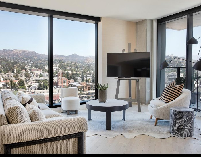 Spacious 1 Bedroom Apartment in Hollywood - Image 1 - Los Angeles - rentals