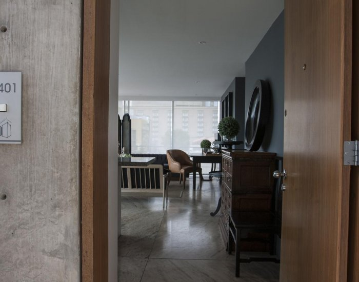 Stunning 2 Bedroom Apartment in La Juarez - Image 1 - Mexico City - rentals