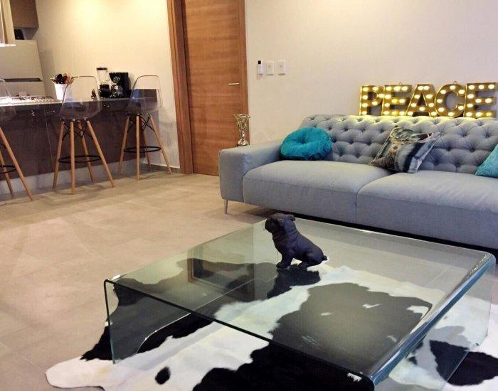 Stylish 1 Bedroom Apartment in Ampliación Granada - Image 1 - Mexico City - rentals