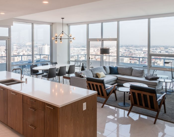 Modern 3 Bedroom Downtown L.A. Apartment - Image 1 - Los Angeles - rentals