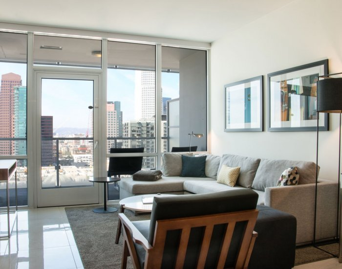 Stylish 1 Bedroom Apartment in Downtown L.A. - Image 1 - Los Angeles - rentals