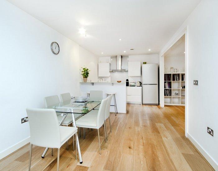 Retro 2 Bedroom Apartment in Shoreditch - Image 1 - London - rentals