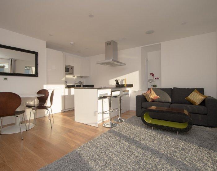 Stylish 1 Bedroom Home Off Bermondsey Street - Image 1 - London - rentals