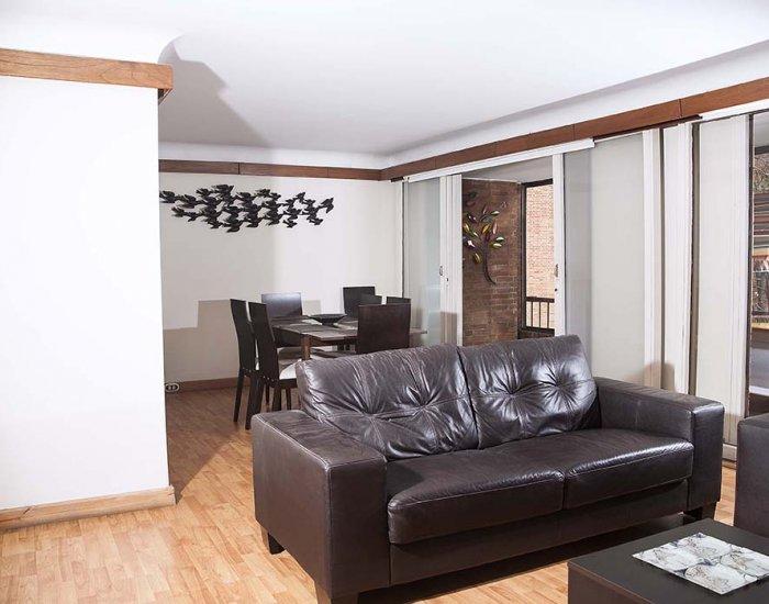 Spacious 2 Bedroom Apartment in La Carolina - Image 1 - Bogota - rentals