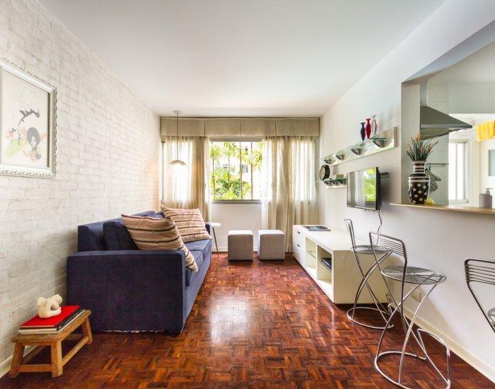 Unique 2 Bedroom Apartment in Itaim Bibi - Image 1 - Sao Paulo - rentals