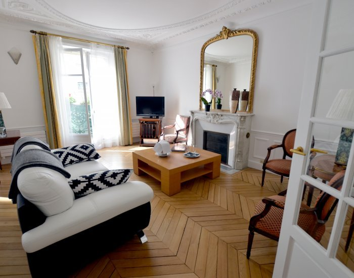 3 bedroom in Latin Quarter - Image 1 - Paris - rentals