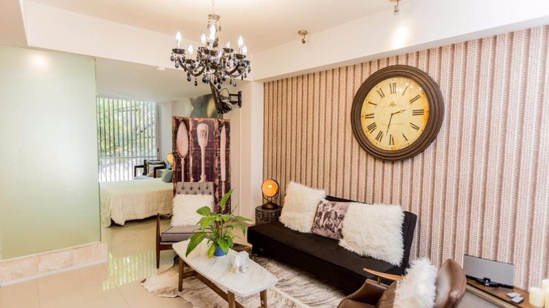 Spacious Studio in Polanco - Image 1 - Mexico City - rentals