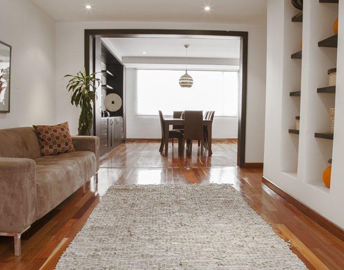 Luxurious 4 Bedroom Penthouse in Zona T - Image 1 - Bogota - rentals