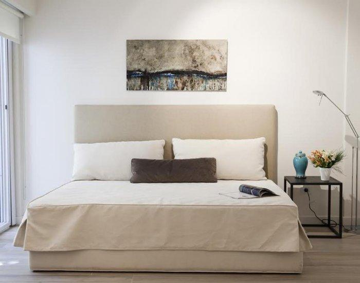 Buenos Aires - Blanche Alcorta - Bedroom - Beautiful Studio in Palermo Nuevo - Buenos Aires - rentals
