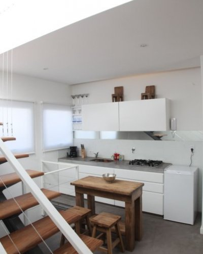 Buenos Aires - Aire Serrano - Kitchen - 2 Bedroom Apartment in the Heart of Palermo Soho - Buenos Aires - rentals