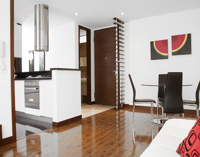 Contemporary 2 Bedroom Apartment in La Carolina - Image 1 - La Calera - rentals