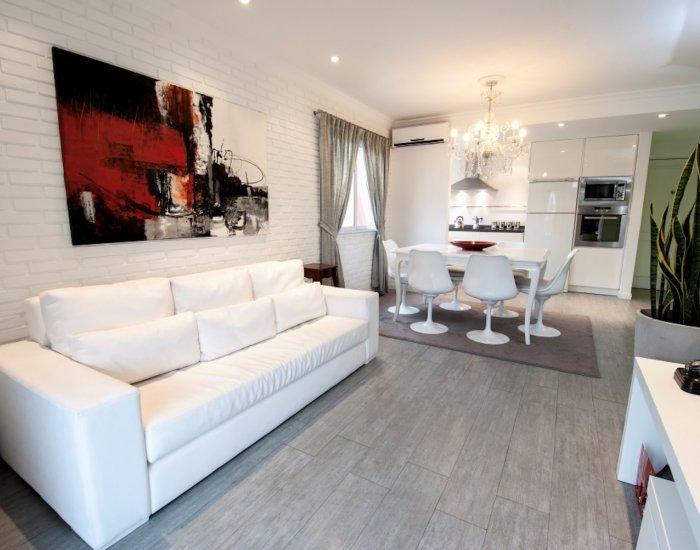 Buenos Aires - Boutique Serrano - Living Room - Chic 2 Bedroom in Palermo Soho - Buenos Aires - rentals