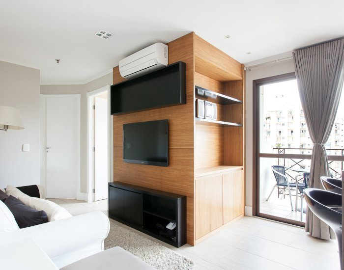 Modern 2 Bedroom Apartment in Vila Olimpia - Image 1 - Sao Paulo - rentals