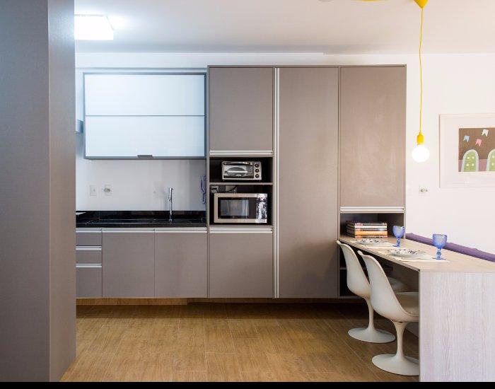 Minimalist 1 Bedroom Apartment in Paraíso - Image 1 - Serra da Bocaina National Park - rentals