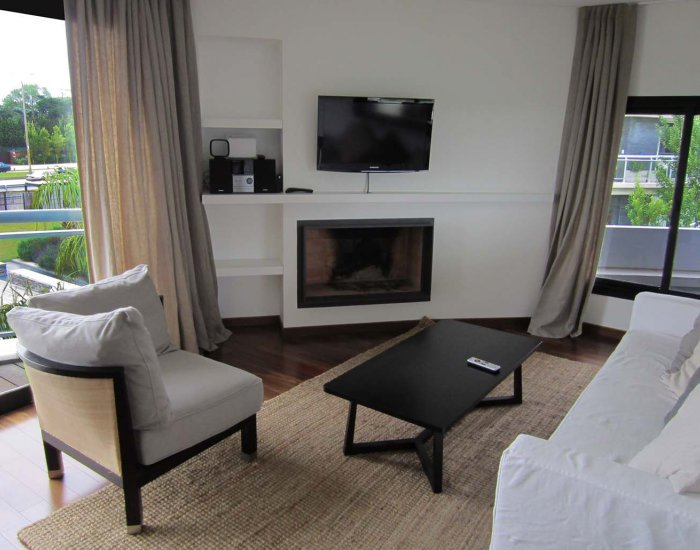 2 Bedroom Retreat in Carrasco - Image 1 - Montevideo - rentals