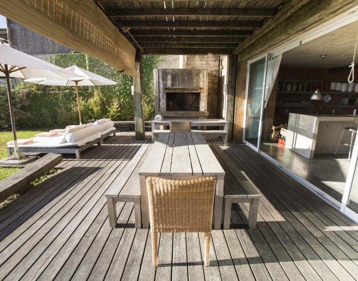 Rustic Chic 5 Bedroom Home in Jose Ignacio - Image 1 - Jose Ignacio - rentals