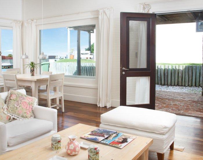 Rustic 2 Bedroom House in José Ignacio - Image 1 - Manantiales - rentals