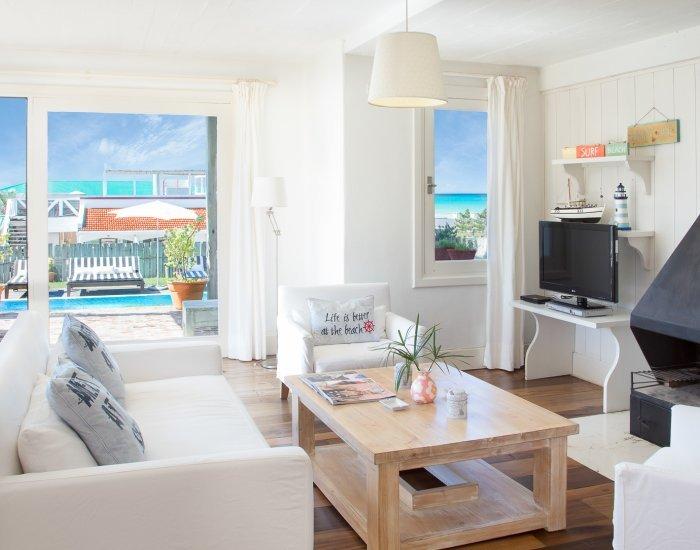 Bright & Beautiful 2 Bedroom Home in José Ignacio - Image 1 - Manantiales - rentals