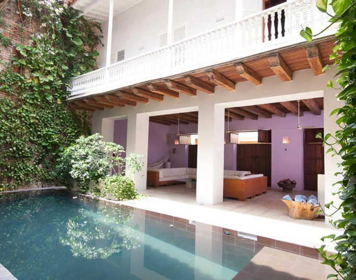 5 Bedroom Mansion with Swimming Pool in the Old Town - Image 1 - Cartagena - rentals