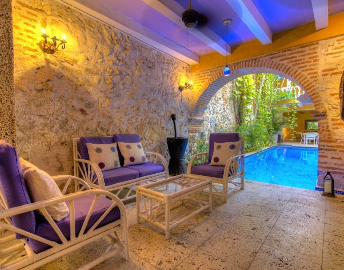 Amazing 15 Bedroom House in Old Town - Image 1 - Cartagena - rentals