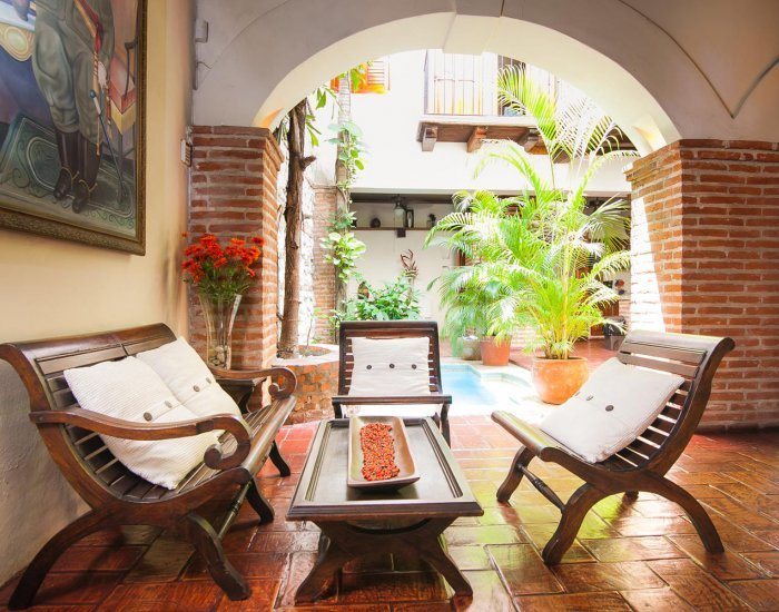 Beautiful 4 Bedroom House in Old Town - Image 1 - Cartagena - rentals