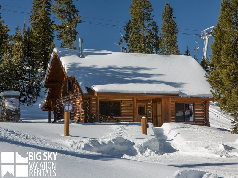 Big Sky Resort | Powder Ridge Cabin 2 Moose Ridge - Image 1 - Big Sky - rentals